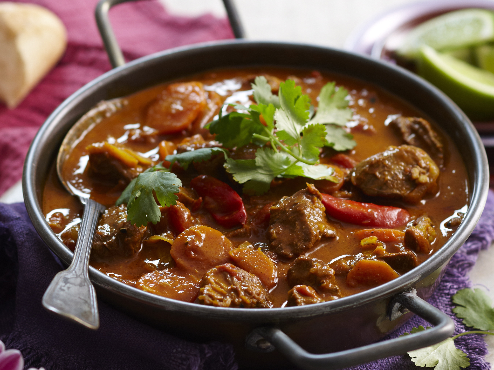 Everyday Food - A World of Curries Vietnamese Beef Curry