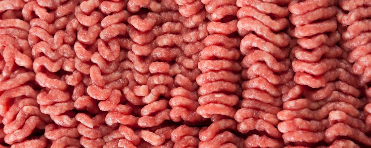 Mljeveno meso