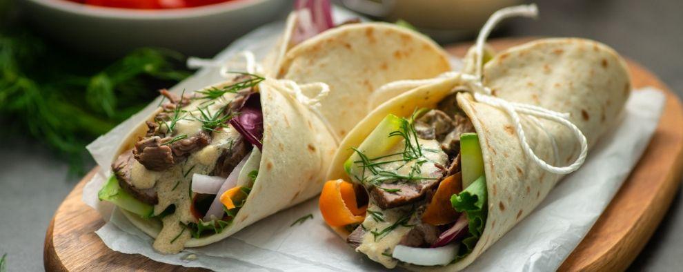 wrap biftek ravlic