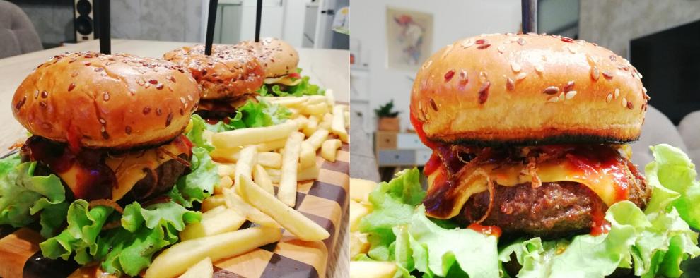 Savršeni juneći burger