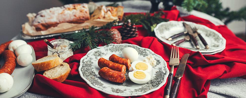 Božićni doručak by maXYama